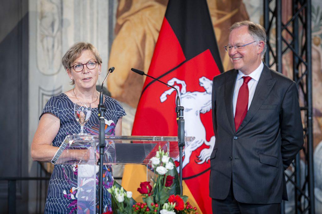 Ingeborg Remmers krigt Verdienstkreuz