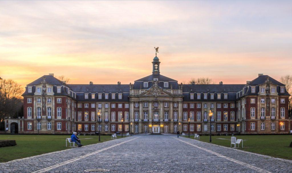 Saterfriesischkurs an der Universität in Münster