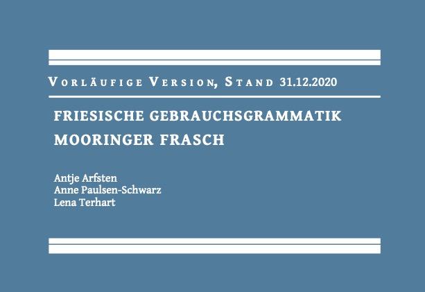 Nordfriesische Grammatikbücher online